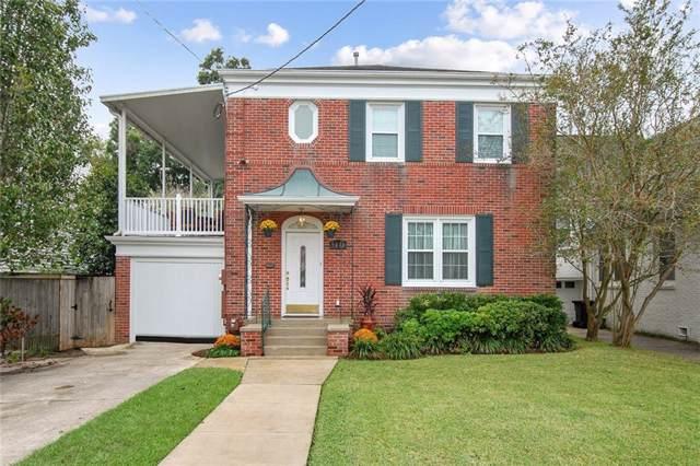5418 York Street, New Orleans, LA 70125 (MLS #2227495) :: Crescent City Living LLC