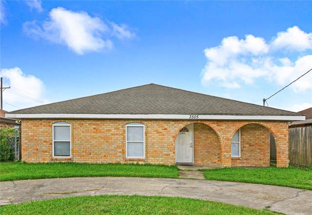 3505 Angelique Drive, Violet, LA 70092 (MLS #2227498) :: ZMD Realty