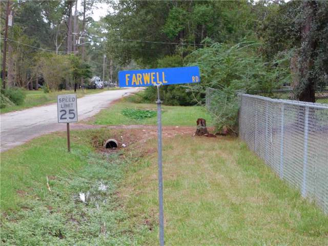 Farwell Drive, Lacombe, LA 70445 (MLS #2227619) :: Nola Northshore Real Estate