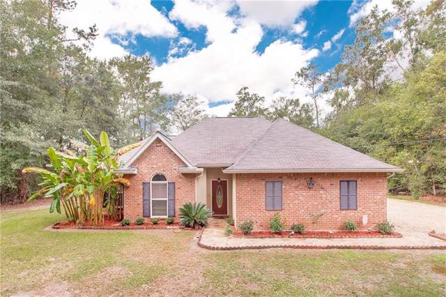 42733 Pleasant Ridge Road, Ponchatoula, LA 70454 (MLS #2227625) :: Robin Realty