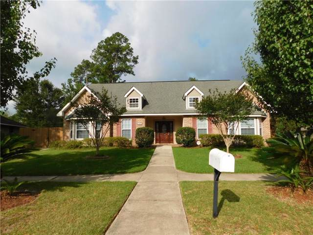 1521 Englewood Drive, Slidell, LA 70458 (MLS #2227658) :: The Sibley Group