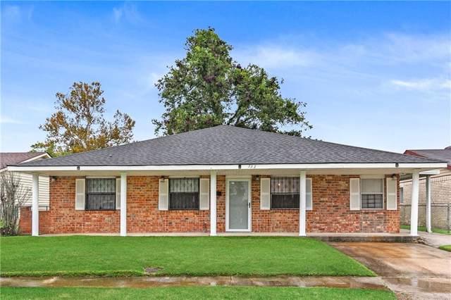 332 Dome Drive, Avondale, LA 70094 (MLS #2227800) :: Turner Real Estate Group