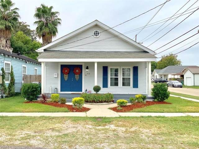 418 Division Street, Metairie, LA 70001 (MLS #2227802) :: Top Agent Realty