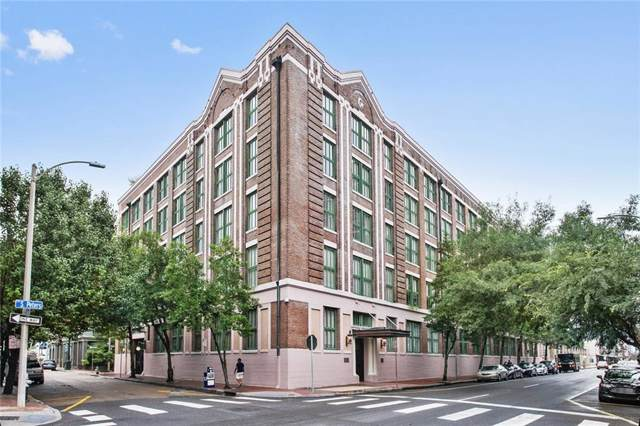 700 S Peters Street #203, New Orleans, LA 70130 (MLS #2227806) :: Crescent City Living LLC