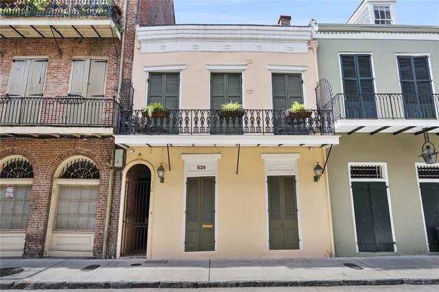 526 Governor Nicholls Street, New Orleans, LA 70116 (MLS #2227815) :: Turner Real Estate Group