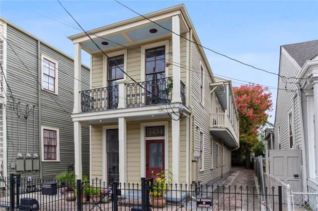 1431 Melpomene Street B, New Orleans, LA 70130 (MLS #2227854) :: Crescent City Living LLC