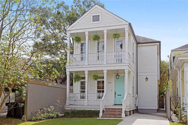 4416 S Saratoga Street, New Orleans, LA 70115 (MLS #2227950) :: Top Agent Realty