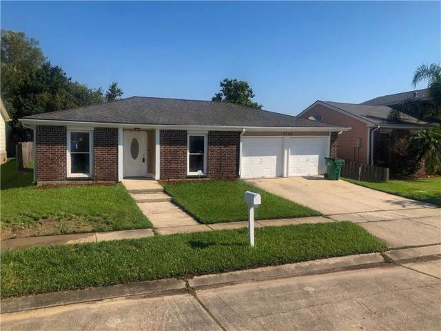 3708 Cimwood Drive, Harvey, LA 70058 (MLS #2228021) :: Inhab Real Estate