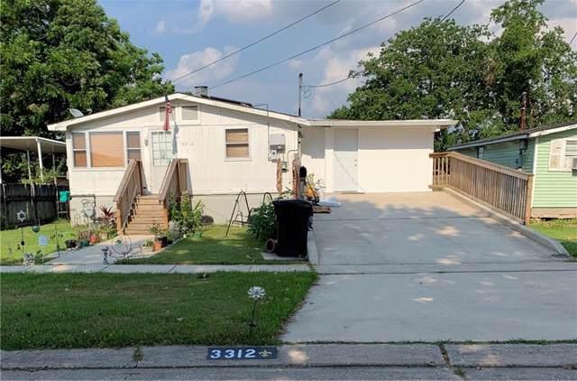 3312 California Avenue, Kenner, LA 70065 (MLS #2228022) :: Amanda Miller Realty