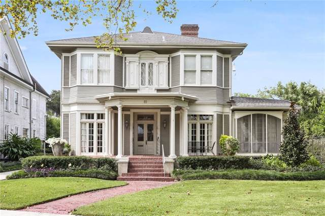 18 Rosa Park, New Orleans, LA 70115 (MLS #2228054) :: Inhab Real Estate