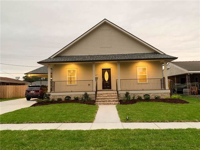 3609 Tartan Drive, Metairie, LA 70003 (MLS #2228173) :: Top Agent Realty
