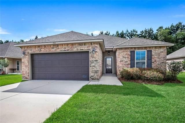 705 Whip Street, Hammond, LA 70403 (MLS #2228580) :: Inhab Real Estate