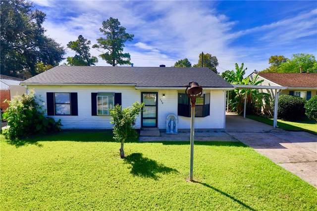153 Carmen Drive, Avondale, LA 70094 (MLS #2228740) :: Turner Real Estate Group