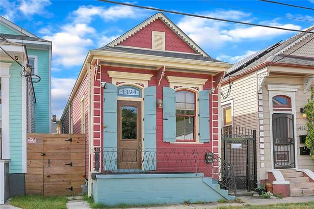 4424 N Rampart Street, New Orleans, LA 70117 (MLS #2228783) :: Inhab Real Estate