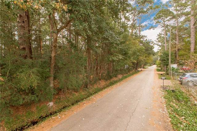 Lots 28, 30, 32, 34, Franklin Street, Mandeville, LA 70448 (MLS #2228795) :: Crescent City Living LLC