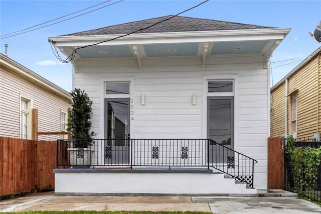 2024 Ursulines Avenue, New Orleans, LA 70116 (MLS #2228882) :: Crescent City Living LLC