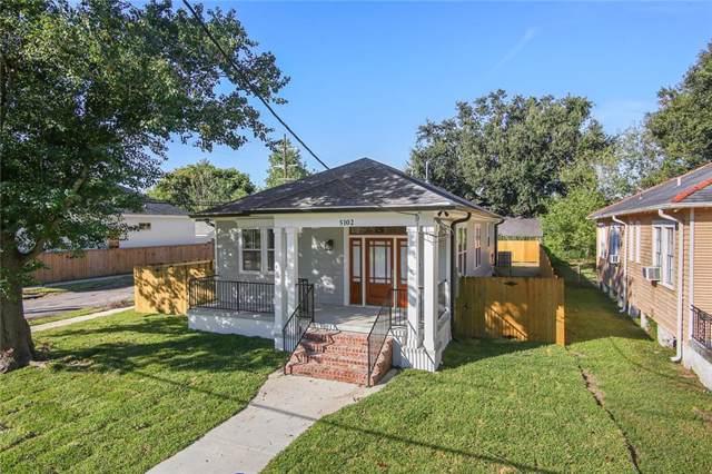 5102 Painters Street, New Orleans, LA 70122 (MLS #2228918) :: Watermark Realty LLC