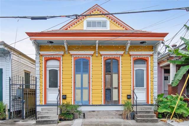 2609 Dauphine Street, New Orleans, LA 70117 (MLS #2228925) :: Inhab Real Estate