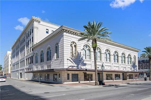 1201 Canal Street #654, New Orleans, LA 70112 (MLS #2228941) :: Crescent City Living LLC