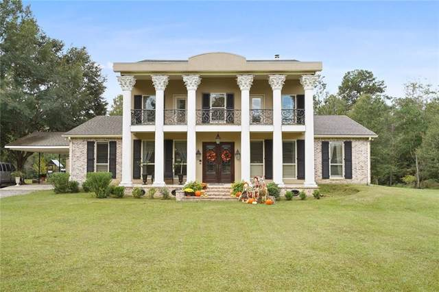 74403 Peg Keller Road, Abita Springs, LA 70420 (MLS #2229257) :: ZMD Realty