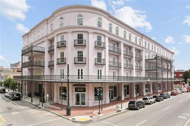 700 Magazine Street #407, New Orleans, LA 70130 (MLS #2229269) :: Inhab Real Estate