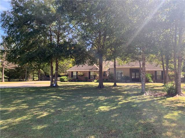 30854 Old Todd Road, Lacombe, LA 70445 (MLS #2229495) :: Turner Real Estate Group