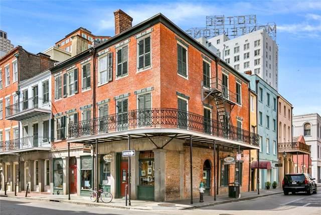 239-241 Chartres Street, New Orleans, LA 70130 (MLS #2229498) :: Inhab Real Estate