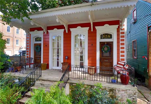324 Belleville Street, New Orleans, LA 70114 (MLS #2229551) :: Inhab Real Estate
