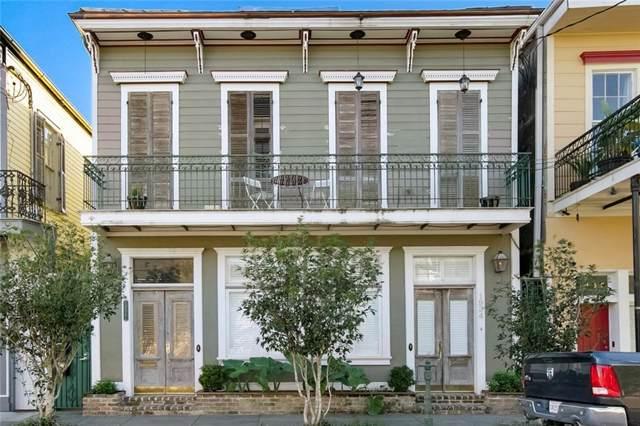 1934 Burgundy Street D, New Orleans, LA 70116 (MLS #2229566) :: Inhab Real Estate
