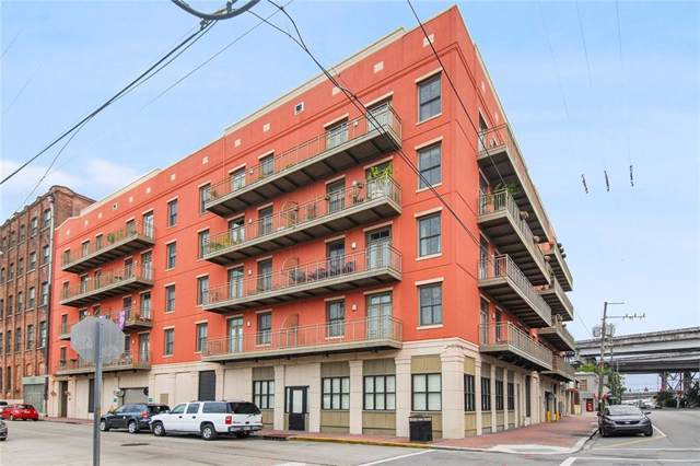 450 John Churchill Chase Street #207, New Orleans, LA 70130 (MLS #2229604) :: Inhab Real Estate