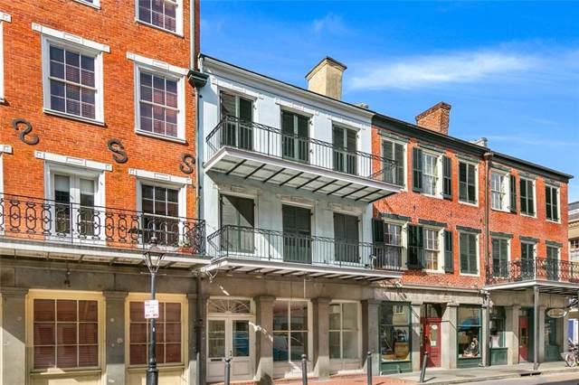 235 Chartres Street, New Orleans, LA 70130 (MLS #2229674) :: Inhab Real Estate