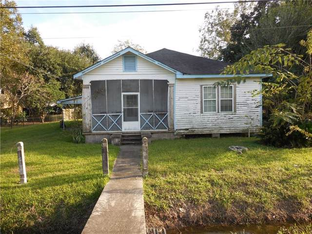 145 Shaw Street, Hahnville, LA 70057 (MLS #2229873) :: Turner Real Estate Group