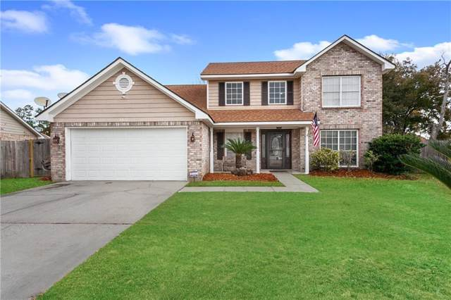 1107 Picadilly Circle, Slidell, LA 70461 (MLS #2229923) :: Turner Real Estate Group
