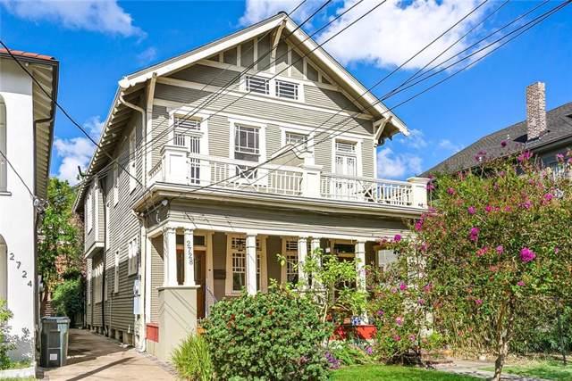 2728 General Pershing Street #2728, New Orleans, LA 70115 (MLS #2230002) :: Crescent City Living LLC