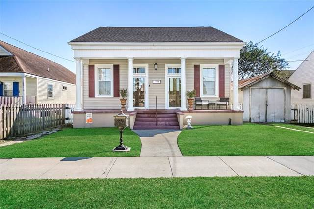 1128 Washington Street, Gretna, LA 70053 (MLS #2230064) :: Watermark Realty LLC