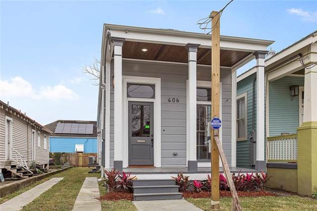 406 St Maurice Avenue, New Orleans, LA 70117 (MLS #2230070) :: Crescent City Living LLC