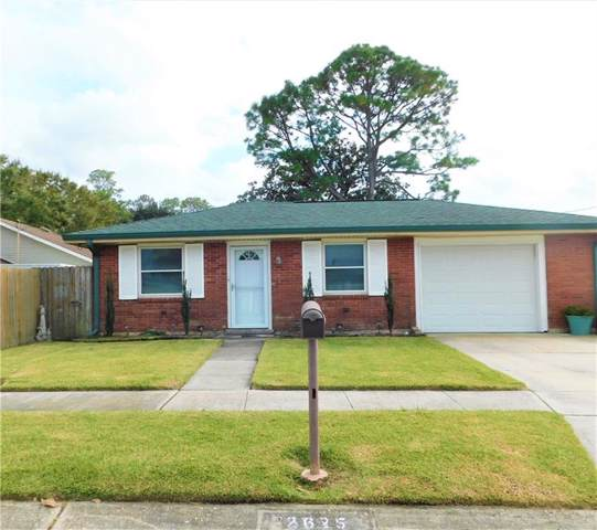 2625 Bay Adams Drive, Marrero, LA 70072 (MLS #2230209) :: Robin Realty