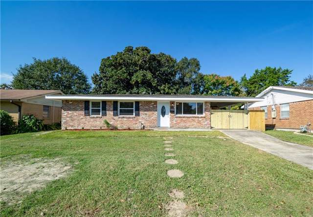 2609 Iowa Avenue, Kenner, LA 70062 (MLS #2230233) :: Amanda Miller Realty
