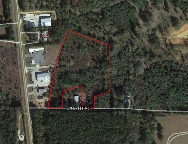 7.58 ACRES HWY 25 Highway, Folsom, LA 70437 (MLS #2230361) :: Amanda Miller Realty
