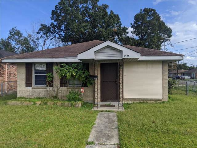 1488 Farragut Street, New Orleans, LA 70114 (MLS #2230372) :: Crescent City Living LLC