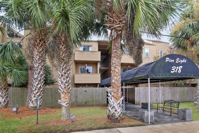 318 Lake Marina Drive #205, New Orleans, LA 70124 (MLS #2230446) :: Inhab Real Estate