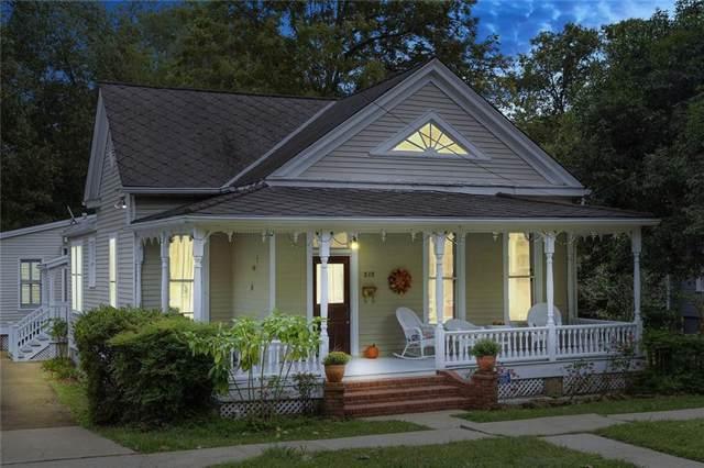 215 Saint Charles Avenue, Natchez-MS, MS 39120 (MLS #2230456) :: Top Agent Realty