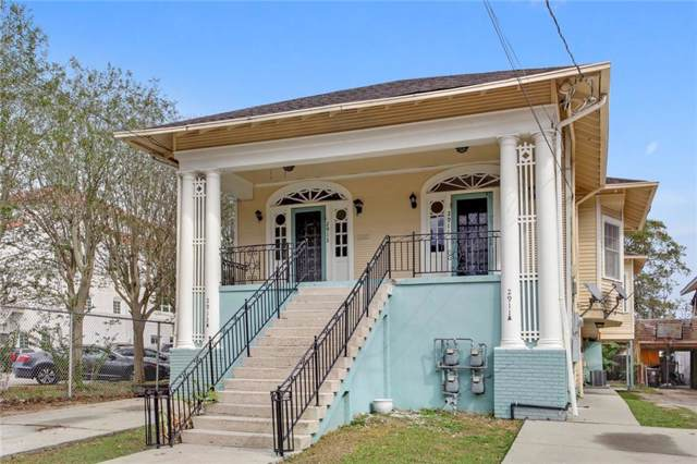 2911 St Bernard Avenue, New Orleans, LA 70119 (MLS #2230490) :: Inhab Real Estate