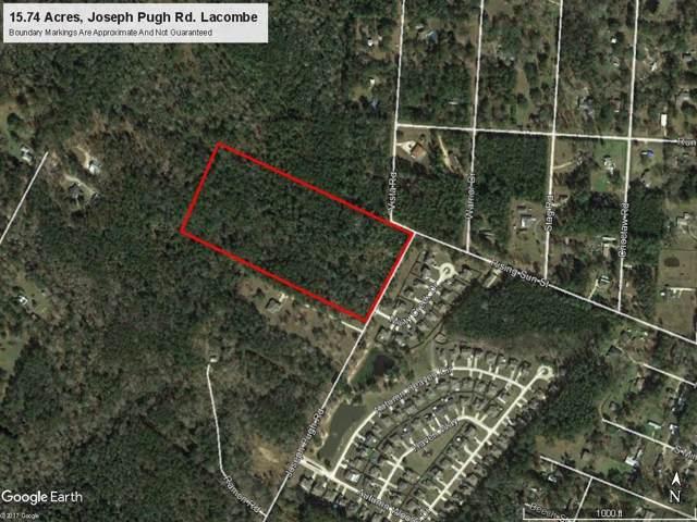 15.7 AC Joseph Pugh Road, Lacombe, LA 70445 (MLS #2230736) :: Turner Real Estate Group
