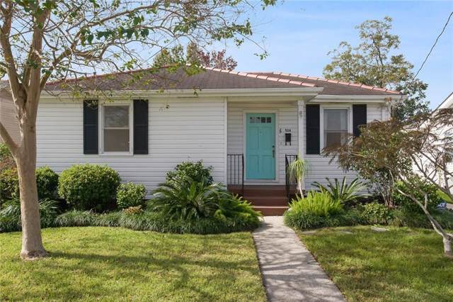 504 Melody Drive, Metairie, LA 70001 (MLS #2230829) :: ZMD Realty