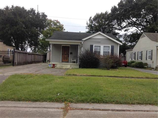 12 Davis Boulevard, Jefferson, LA 70121 (MLS #2230927) :: Watermark Realty LLC