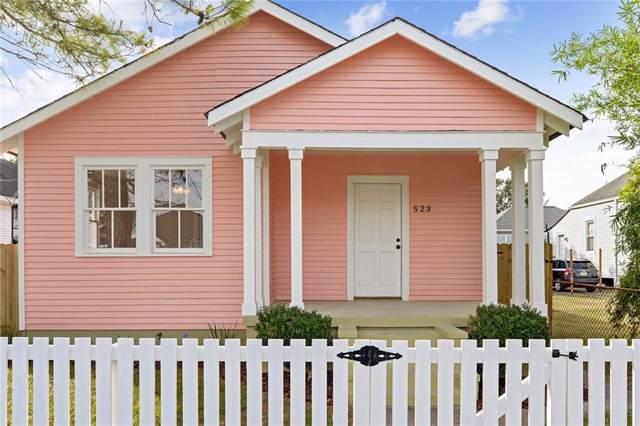 523 Monroe Street, Gretna, LA 70053 (MLS #2231051) :: Crescent City Living LLC