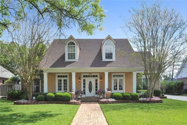 225 Timberlane Road, Gretna, LA 70056 (MLS #2231059) :: Turner Real Estate Group