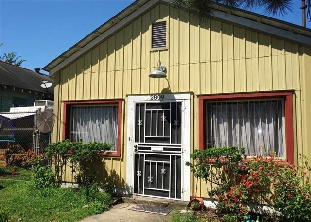 2809 Onzaga Street, New Orleans, LA 70119 (MLS #2231082) :: Crescent City Living LLC