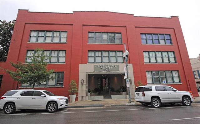 760 Magazine Street #205, New Orleans, LA 70130 (MLS #2231136) :: Inhab Real Estate